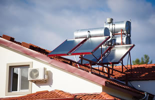 Calculos y Rendimiento de los Sistemas de Energia Solar Termica
