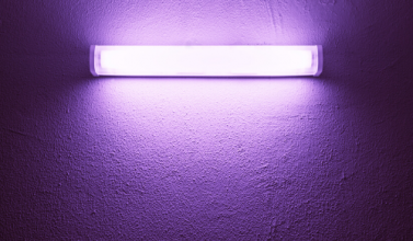 Luz ultravioleta desinfección
