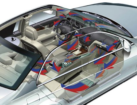 climatizador coche