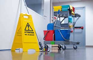 Curso Limpieza y Puesta a Punto de Pisos y Zonas Comunes en Alojamientos