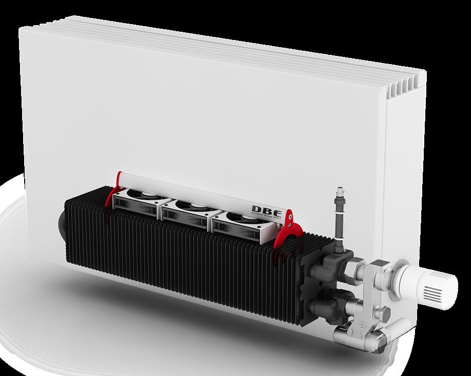emisor radiador